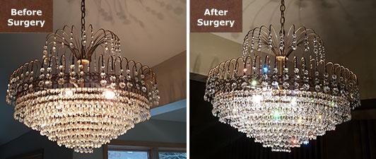 Lighting Restoration Chicago The Light Doctor